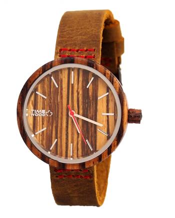 Drevené hodinky - Brill