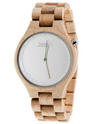 Drevené hodinky - Cruz
