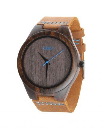Drevené hodinky - Cedric