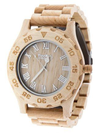 Drevené hodinky - Acrux
