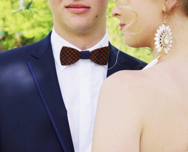 Oživte svoj svadobný oblek doplnkami od Treaf.sk